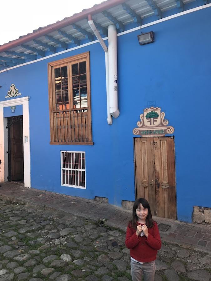 Paris-Bogota (1/2)