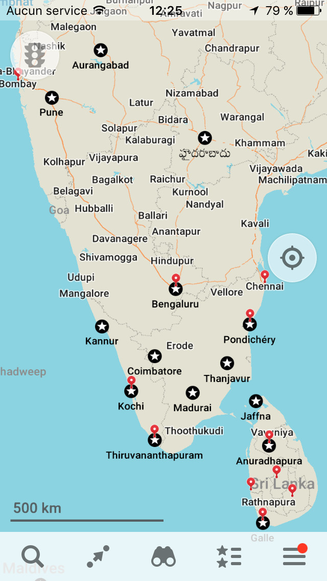 INDE SRI LANKA JUILLET AOUT 2014