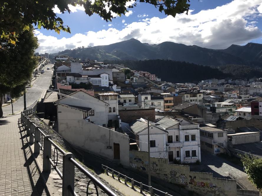 Quito en lumières !