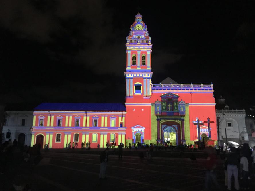 La Fiesta de la Luz, une expérience chamanique !