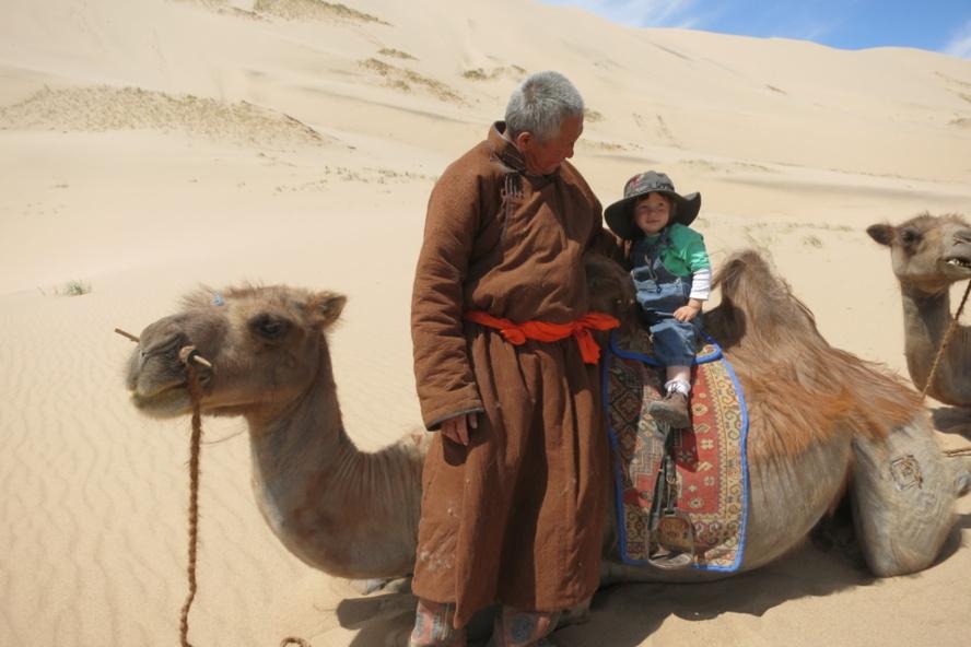 Deux légendes mongoles