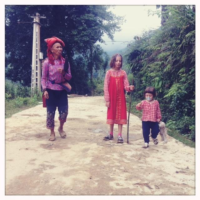 Une balade au Vietnam