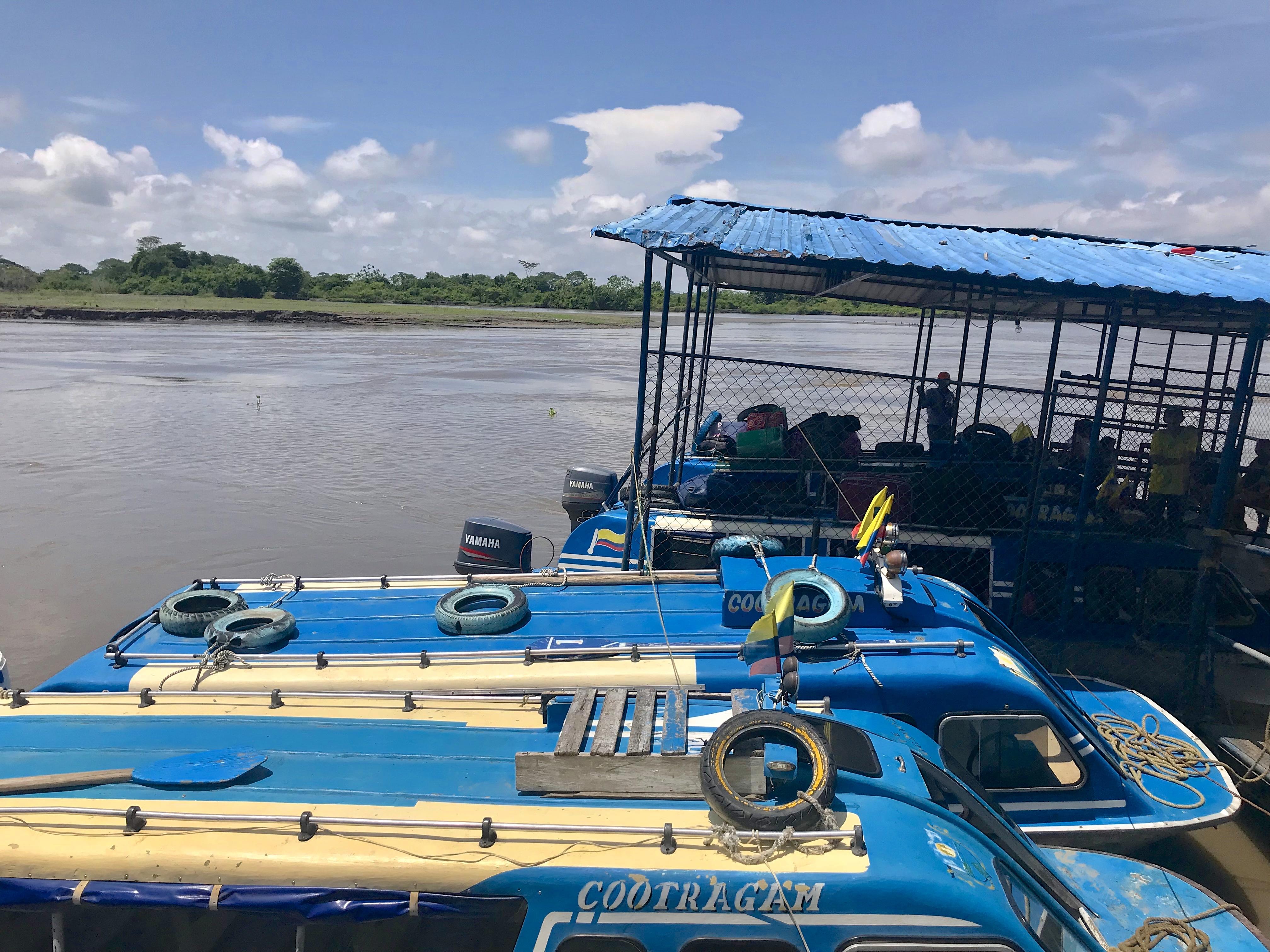Rio Grande Magdelena