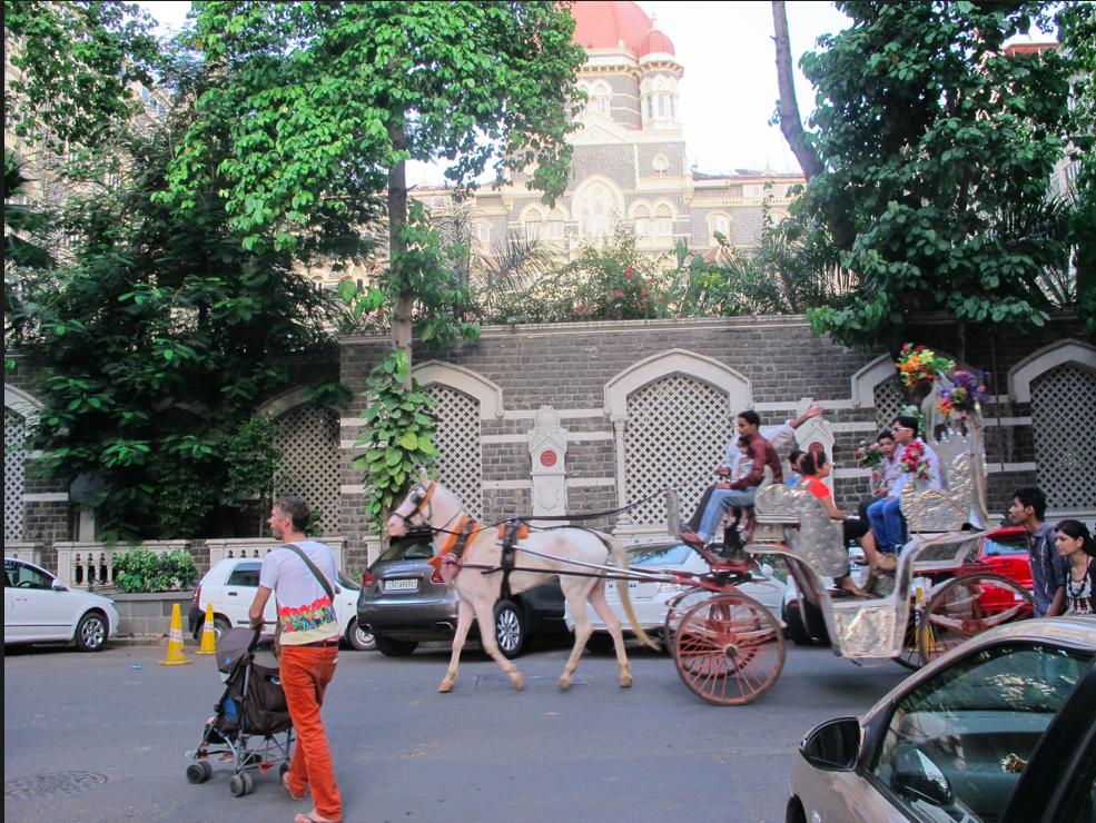 Les blousons noirs de Mumbai